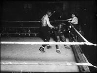 Carnera, Primo; Boxer:Training. Action.