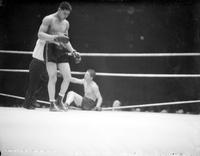 Boxing Matches; Louis vs. Ramage. -Chicago