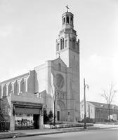 Churches: Catholic; St. Cecilia's: Detroit.