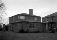 Builders Show; Ideal Home; 1940. William T. Thompson, Winner.