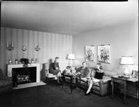 Builders Show; Ideal Home; 1942. 3168 W. Outer Drive, Corner of San Juan Dr.