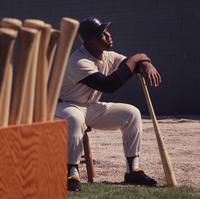 Horton, Willie; Baseball. taken March 1967