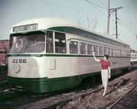 Street Railways; Cars