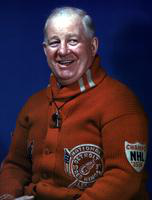 Adams, Jack; Red Wings Hockey Coach. taken 1944