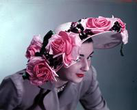 Clothing; Womens Easter Hats. taken 1949
