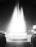 Monuments & memorials; Edison Fountain.