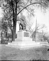 Monuments; Pingree; Grand Circus Park.