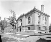 Michigan; Cities; Grand Rapids; public buildings; Grand Rapids Press; post office; Y. M. C. A. ; Central High School; City Hall; Masonic Temple.