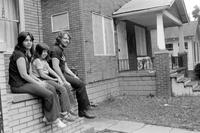 Racial Problems; Sanger Street; Detroit .