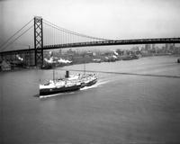 Steamships; Western States. - Airphoto.