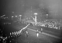 Masons; Shrine; Convention; Detroit; Parade; Night Parade