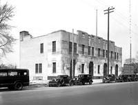 Michigan Bell Telephone Co. Exchanges Mack Cadieux Avenues. & Six mile