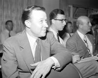 Reuther, Walter P. ; Labor Leader; Groups . with Uoad Goulart, V. P. Brazil