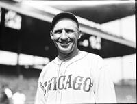 Johnson,  Roy C. Coach Chicago cubs  Portrait