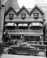 Womans Exchange Club. Exteriors .