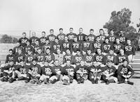 Colleges; University Of Michigan; Football; Team . Rose Bowl team 1947-1948