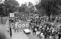 Colleges; University Of Michigan; Students; Protesters; Anti War Demonstration