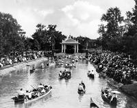 Belle Isle; History; Band Concert & Canoes