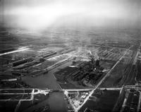 Aerial; Ford Motor Co. ; Plants; River Rouge.