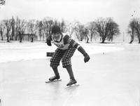 Guenther, Lloyd; Skater; Chrysler Official. See:  Winter Sports - Skating - Skaters - Arthur Brown .