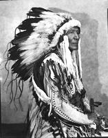 Eastman, Dr. Charles A. ; Retired Sioux Indian Physician. Died Jan. 8, 1939. 2 negs