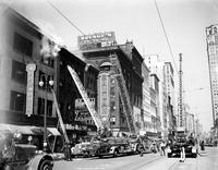 Fires; F. W. Woolworth; Woodward Avenue