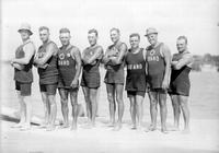 Belle Isle; Bathing Beach. -Life Guards