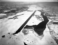 Rivers; Detroit; Island Bob-Lo and Livingston Channel. - Airphoto.