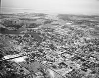 Florida; Cities; Tarpon Springs. - Airphoto