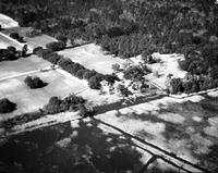 Ford, Henry; Estate; Waynes Crossing Georgia. - Airphoto.