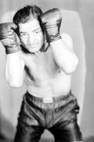 "Kaplan, Louie ""Kid"". Boxer. Portraits."