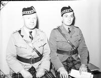 Pearson, Col. Arthur S. ; Essex Scottish Regiment. With Chas. A. Turnbull.