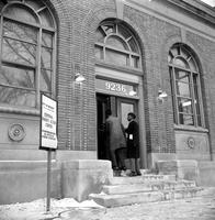"Poverty; Detroit; Central Community Action Center; 9236 Petosky. -Administered by Federal Government's ""Total Action Against Poverty"" (TAP) Program"