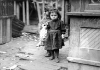 Poverty Scenes; Poor Children