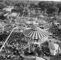 Michigan; State Fair; Crowds. .