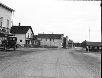 Islands; Beaver Island; Scenes at St. James. St. James seat of government Main street.