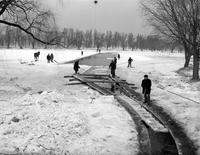 Ice-Cutting; Belle Isle