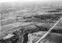 Housing; Michigan; Dearborn; Aerial View.