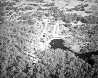 Florida; Cities; Silver Springs. - Airphoto.