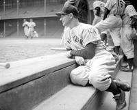 Gehrig, Lou; Baseball; Taken The Day He Stopped Playing