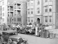 Evictions; Detroit. -Furniture of Mrs. Shappee; Evicted at Tacoma Avenue.