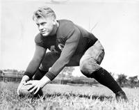 Ford, Gerald R. ; United States President; History; University of Michigan Football Player