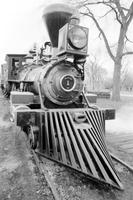 Ford, Henry; Greenfield Village; Locomotive. Mason No. 1