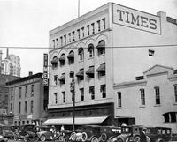 Detroit Times; Building; Old Building