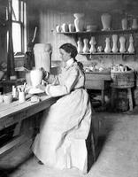 Stratton, Mrs. Mary Chase; Ceramic Artist.