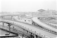 Streets; Chrysler Freeway; At Edsel Ford Interchange. (Ramps off the Chrysler)