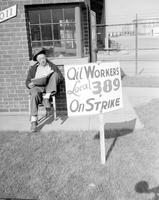 Strikes; Great Lakes Steel Works; Michigan