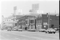 Streets; Michigan Avenue; Near Trumbull (Near Tiger Stadium)