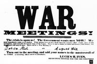 Wars; Civil; Michigan; Miscellaneous.