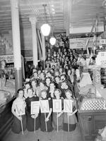 Strikes; F. W. Woolworth; Detroit